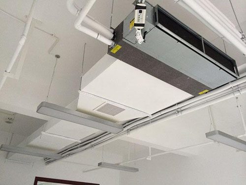 麦克维尔中央空调与风管机的区别在哪里
