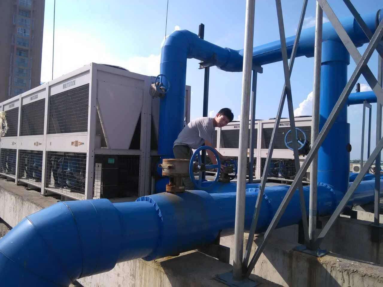 中央空调安装大揭秘,安装注意事项与错误预防
