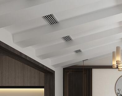 格力中央空调清洗的价格表和清洗步骤