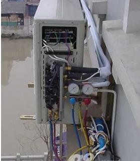 图解中央空调安装,中央空调安装示意图(图13)