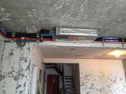 大金家庭中央空调加湿器工作原理