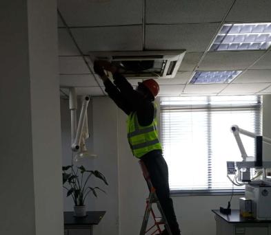 中央空调主机维修保养