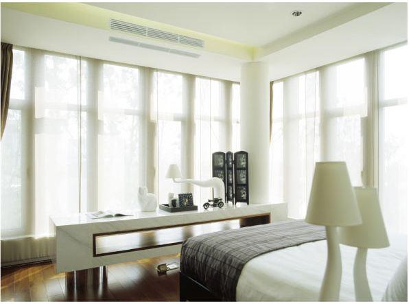 美的中央空调安装方法(图1)