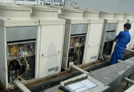 日立螺杆机组常见故障原因及维修方法分析