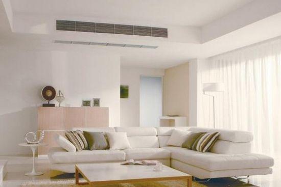 特灵中央空调开机响动异常的原因