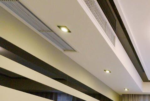 上海办公室中央空调如何发挥其最大效果