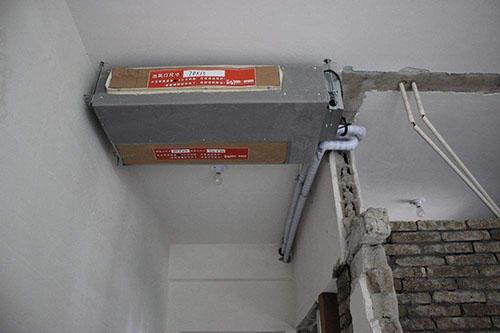 日立中央空调制热模式外机运行不起来处理方式