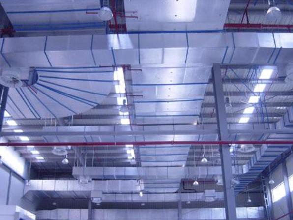 北京中央空调螺杆风冷机组的维修、调试(图2)