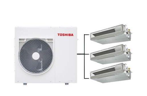 怎么选择东芝家用中央空调