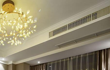 中央空调哪个牌子好?我选美的中央空调
