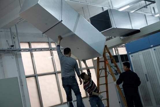 中央空调安装验收标准
