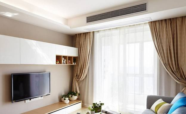 美的家用中央空调TR+系列介绍