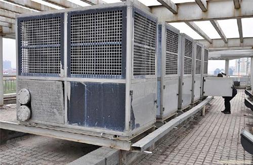 北京中关村约克中央空调室内风机管温度低如何维修
