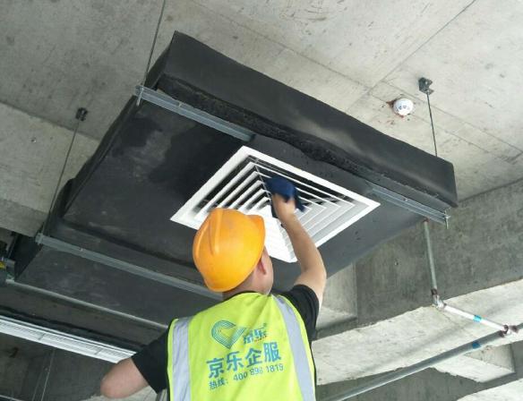 家庭中央空调内机接水盘里存水是否正常(图2)