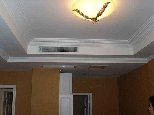 小户型家庭怎么选中央空调