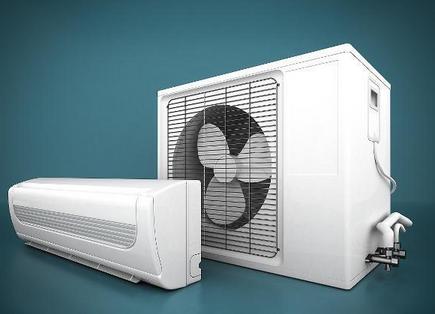 中央空调跟普通空调