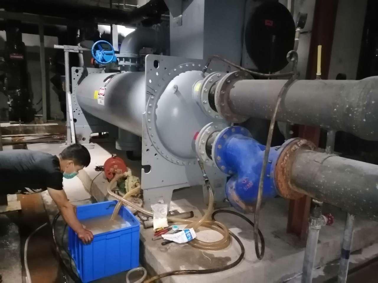 美国约克中央空调常见故障维修方法(图2)