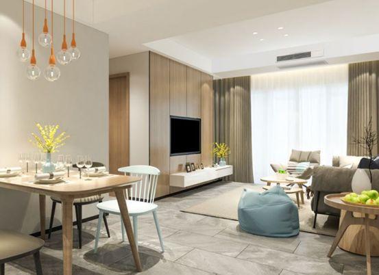 clivet中央空调给您舒适的家居环境