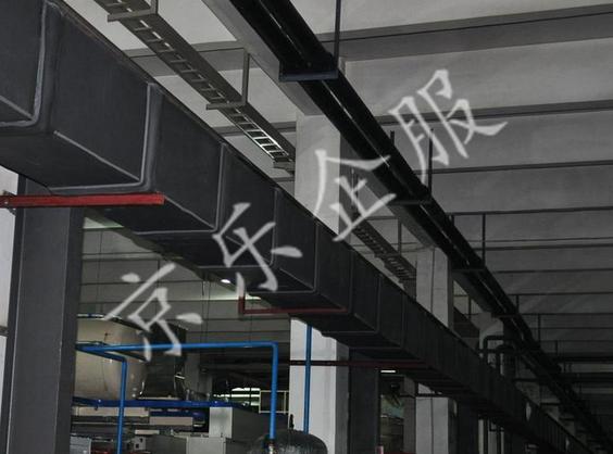 中央空调风管清洗除尘(图2)