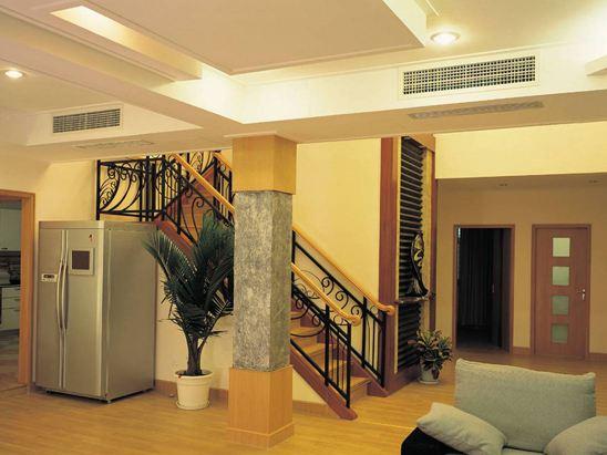 中央空调室内机蒸发器清洗方法