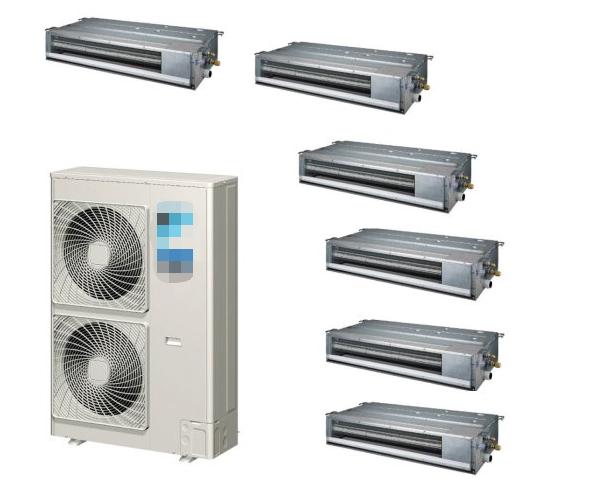三菱重工中央空调用实力证明能力(图2)