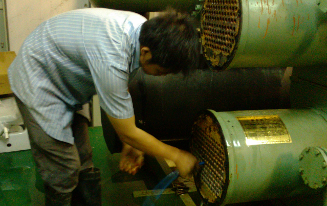 中央空调循环水处理方法及水处理的好处和危害