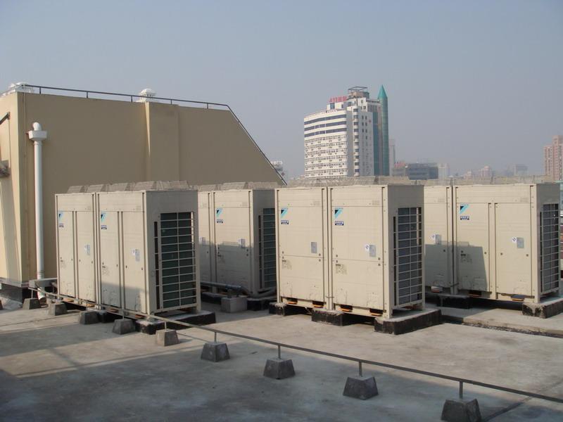 中央空调工程安装步骤介绍