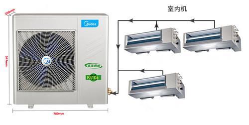 中央空调清洗的方法和清洗的主要部件