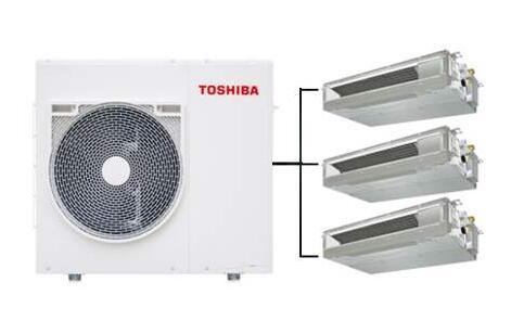 东芝中央空调怎么样?优缺点有哪些
