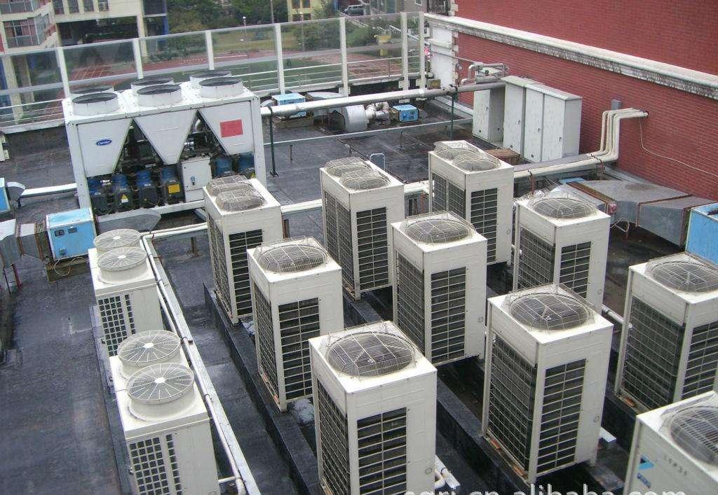 特灵中央空调选购原则分享