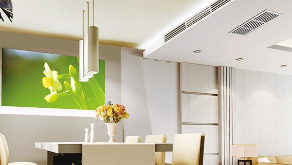 中央空调的安装流程