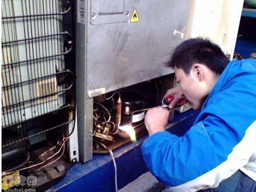 杭州特灵中央空调维护后对空调的影响(图1)