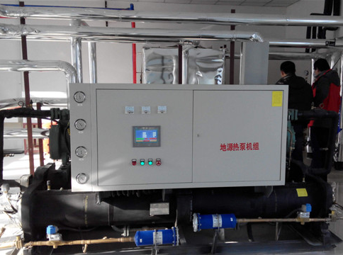 水地源热泵中央空调节能家电的新选择