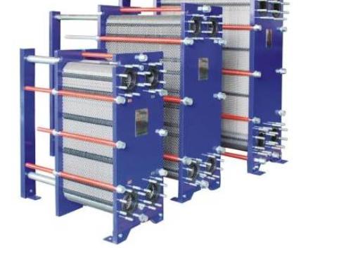 特灵中央空调维修:板式换热器堵塞解析