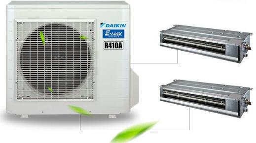 杭州大金中央空调保压慢漏是怎么回事