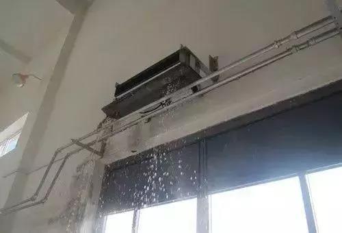 这才是有效解决风机盘管漏水问题的关键方法
