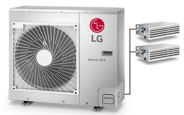 湖州LG变频空调挂机室内机漏水怎么维修