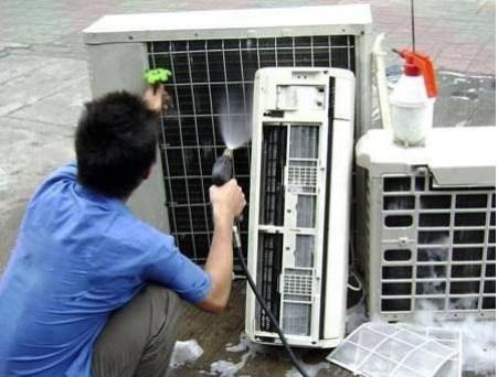 昆山中央空调水系统清洗技术