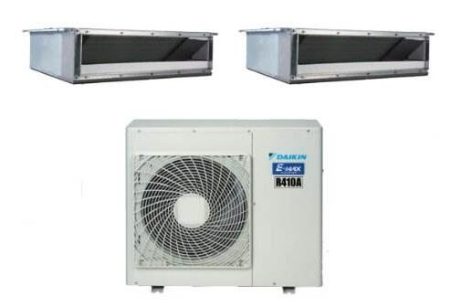 昆山大金中央空调噪音大的原因和维修方法