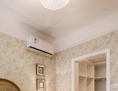 户式中央空调相比分体空调有诸多好处(图1)