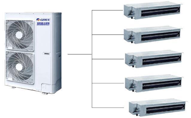 格力水暖中央空调有哪些优点