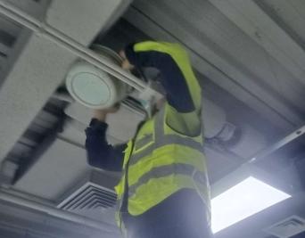 海尔中央空调安装不当产生的滴水结露问题与处理(图1)