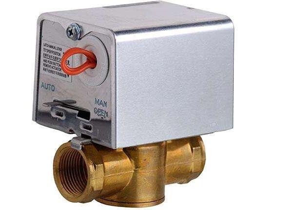 中央空调电磁阀作用有哪些