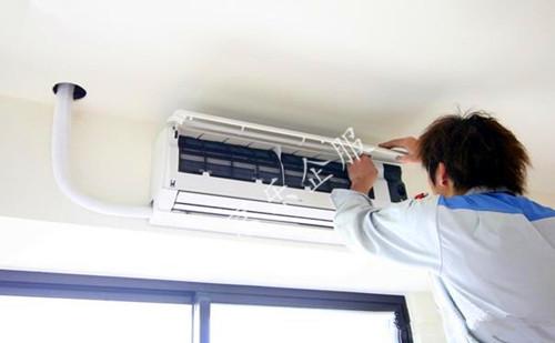 春季来临清洗空调可以提上日程了