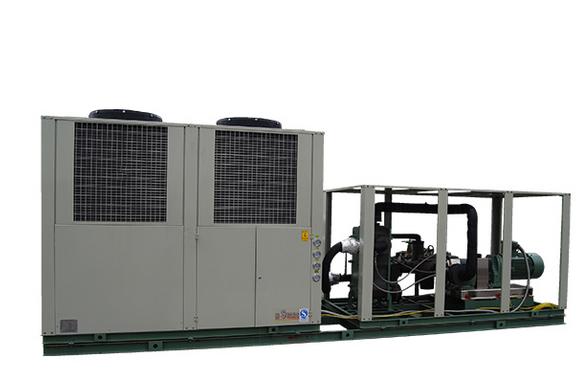 中央空调风冷模块机组(图2)