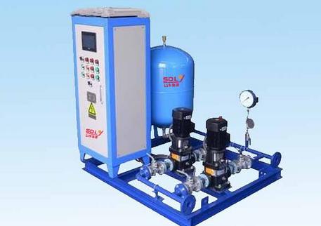 中央空调定压补水原理(图2)