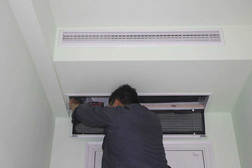 欧科中央空调室内机不工作的维修方案