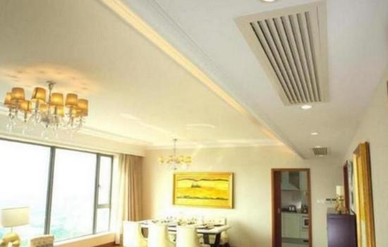 整个屋子都装了中央空调,但是却没有省电,这是为何?(图1)