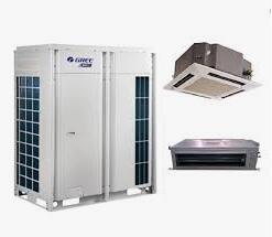 格力中央空调常见的故障维修