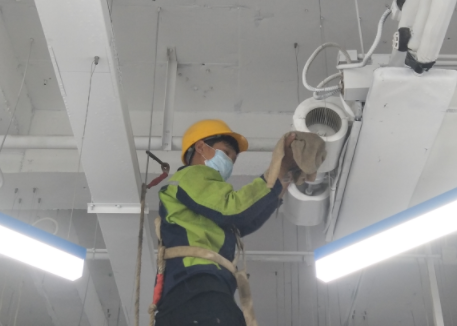 广州康佳空调售后服务电话-中央空调机组维护保养收费(图2)